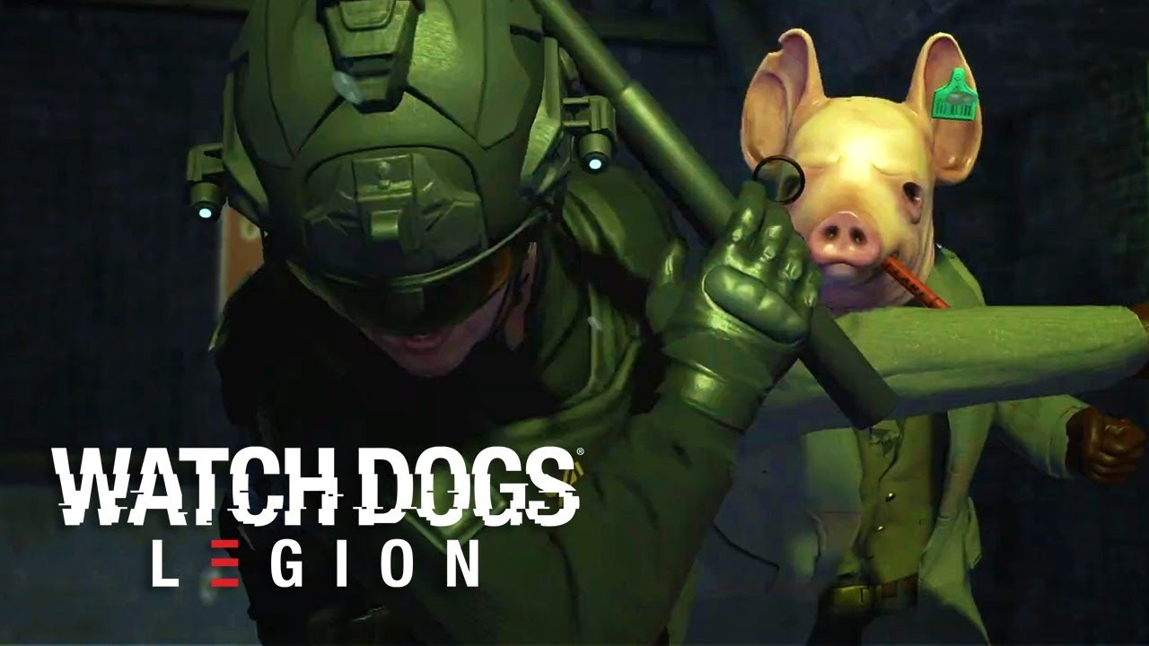 Ubisoft removes controversial British journalist from Watch Dogs: Legion