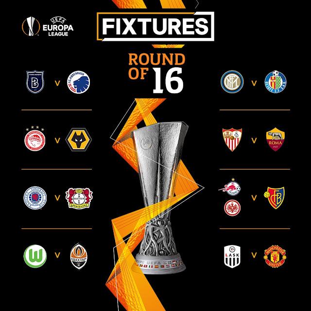 Jadwal Liga Eropa 2019/2020
