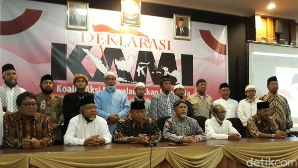 Deklarasi KAMI Bentukan Din Syamsuddin dkk Juga Digelar di Solo
