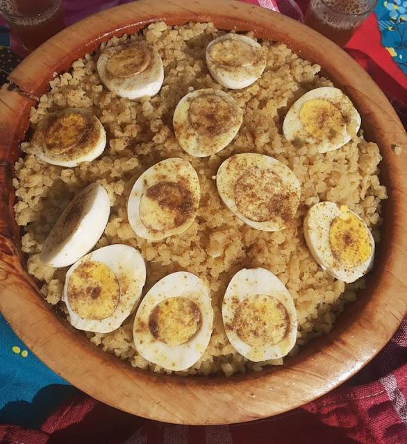 اطباق اكلات السنة الامازيغية