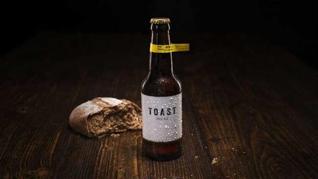 Toast Real Ale/Reprodução