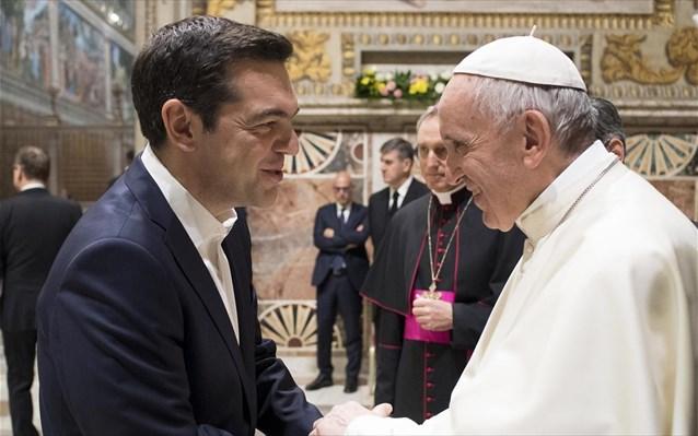 Νέο σποτ ΣΥΡΙΖΑ με συντάξεις και Πάπα Φραγκίσκο