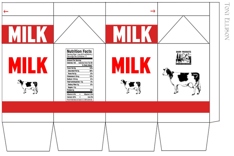 Toni Ellison: Milk & Cereal - Polymer Clay Tutorial  Toni Ellison: M...