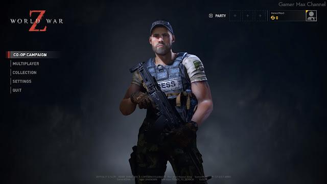 Screenshot Gameplay World War Z PC