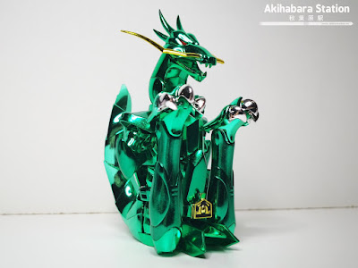 Saint Cloth Myth Dragon Shiryu ver. Revival de Saint Seiya - Tamashii Nations