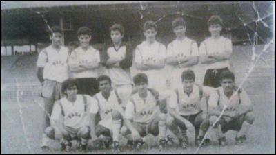 El dream team del año 1992