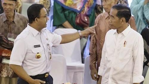 Sindir Kadrun, Netizen: Jokowi Blusukan Disebut Rasa Wali Kota, Gubernur ke Kuburan Dibilang Rasa Presiden