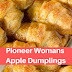 Pioneer Womans Apple Dumplings