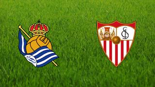 موعد مباراة ريال سوسيداد و إشبيلية في الدوري الإسباني 2021 والقنوات الناقلة للمباراة