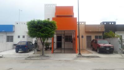 Casa en venta en el sur de la ciudad de Cancún