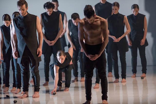 """""""הפסיון של מתיאוס 2727"""": להקת המחול קמע במופע חדש"""