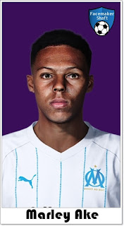 PES 2020 Faces Marley Ake by Shaft