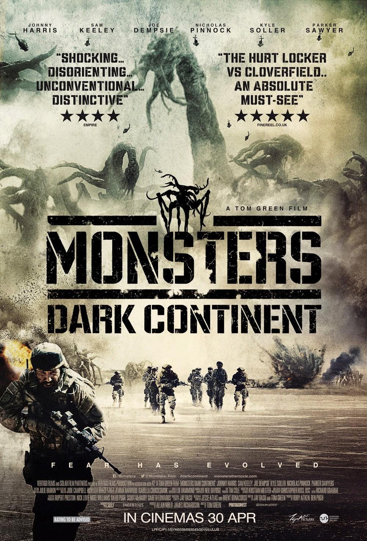 Monsters: Dark Continent สงครามฝูงเขมือบโลก [HD]