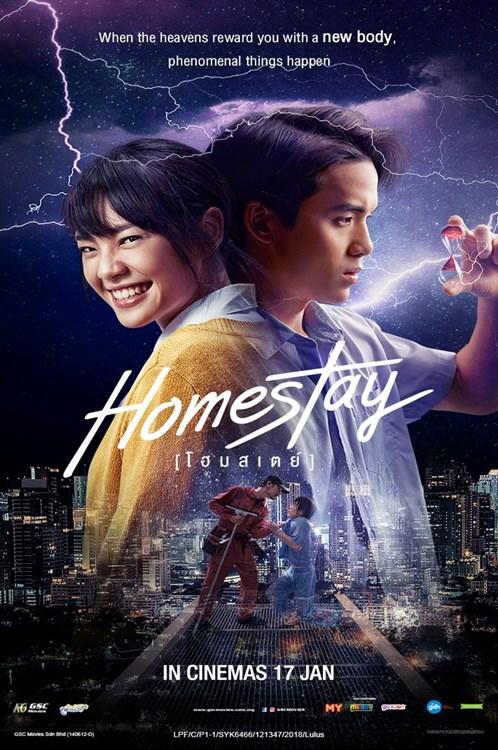 Review Filem Homestay
