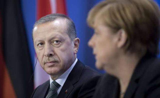 """Οι κυρώσεις Τραμπ και ο """"γερμανικός τρόπος"""" έναντι του Ερντογάν"""