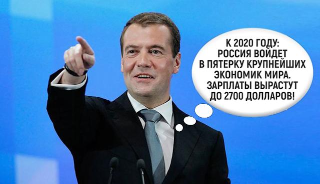 Обещания «Единой России» - что реализовано с 2009 по 2020 гг. (по материалам XI - XIX съездов партии)