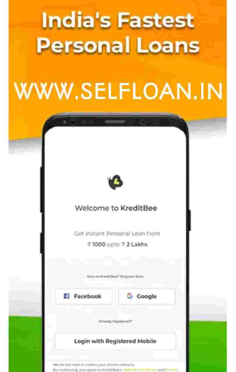 KreditBee Se Personal Loan Apply Online Kaise Kare