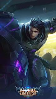 Alucard Obsidian Blade Heroes Fighter Assassin of Skins V3