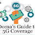 Ooma's Guide to 5G Coverage #infographic