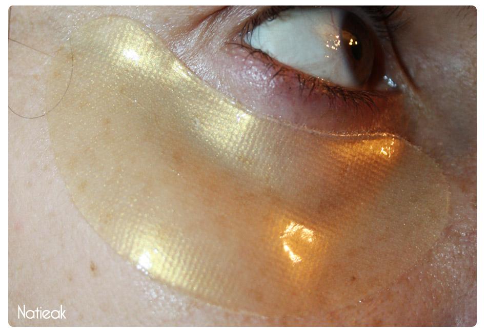 Patch hydrogel contour des yeux Qiriness