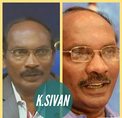 K.Sivan wiki , Biography , wife , age , salary , education , family .