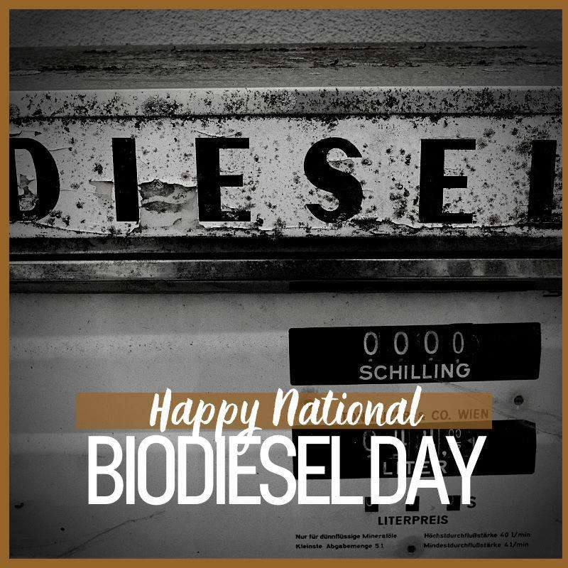 National Biodiesel Day Wishes Sweet Images
