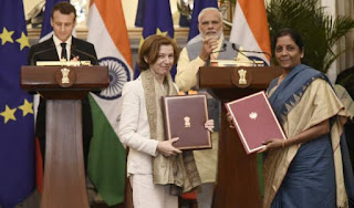India, France ink agreement to collaborate for Gaganyaan mission