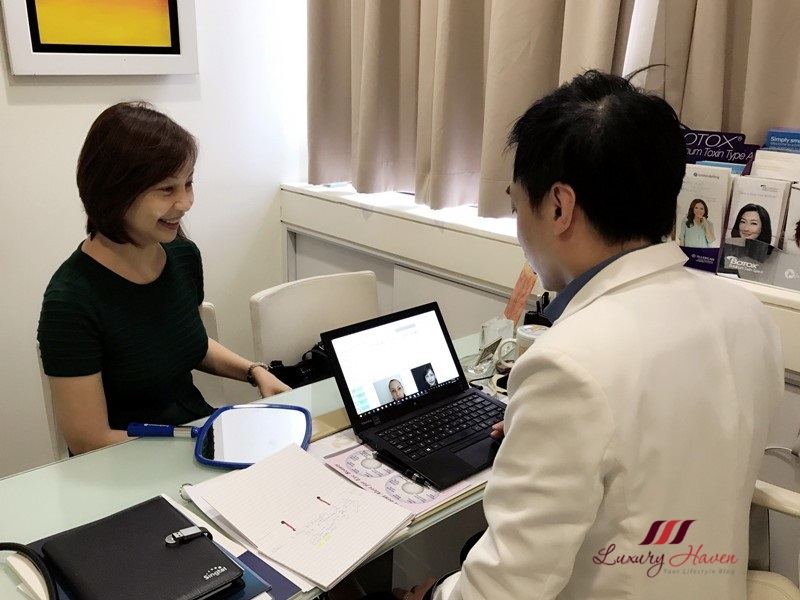singapore beauty blogger eha clinic zeltiq coolmini review