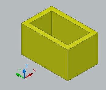 Cara Menggunakan Perintah Subtract di AutoCAD