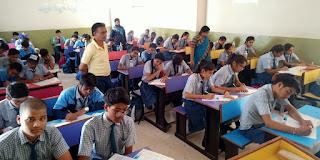 भारत को जानो प्रतियोगिता में 10 हज़ार से अधिक बच्चों ने भाग लिया