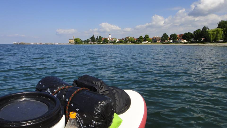 Bodensee SUP