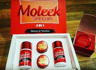 MOLEEK SKINCARE 4 IN 1