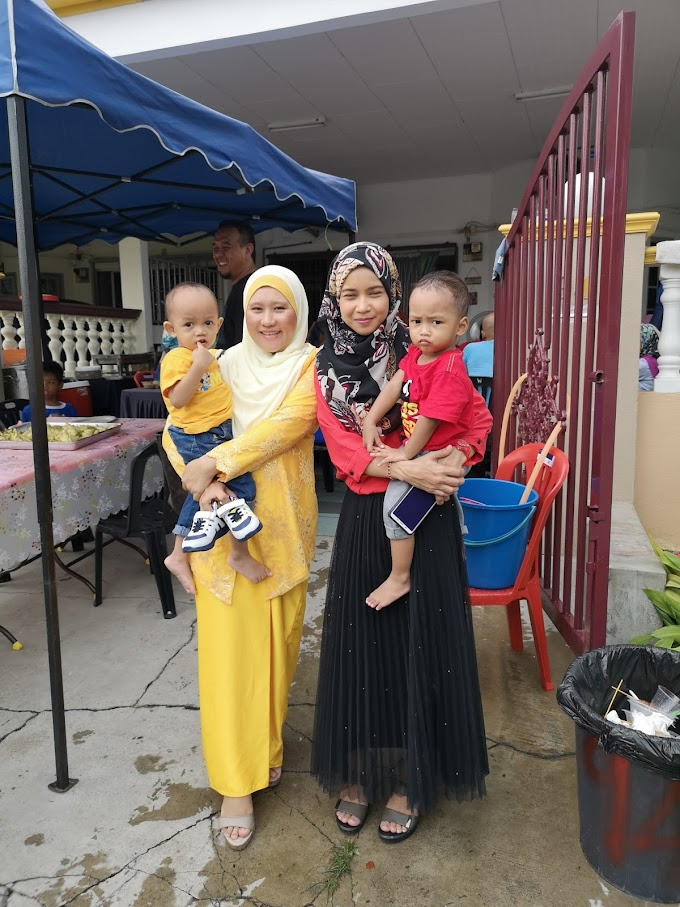 OPEN HOUSE RAYA RUMAH BLOGGER DKNA