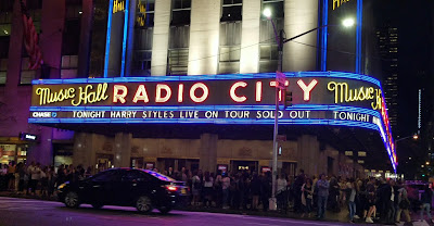 Harry Styles Radio City