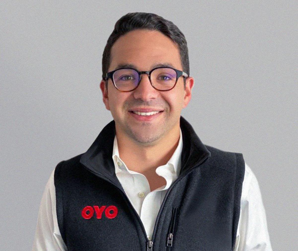 GERMÁN PERALTA NUEVO DIRECTOR OYO HOTELS MÉXICO 01