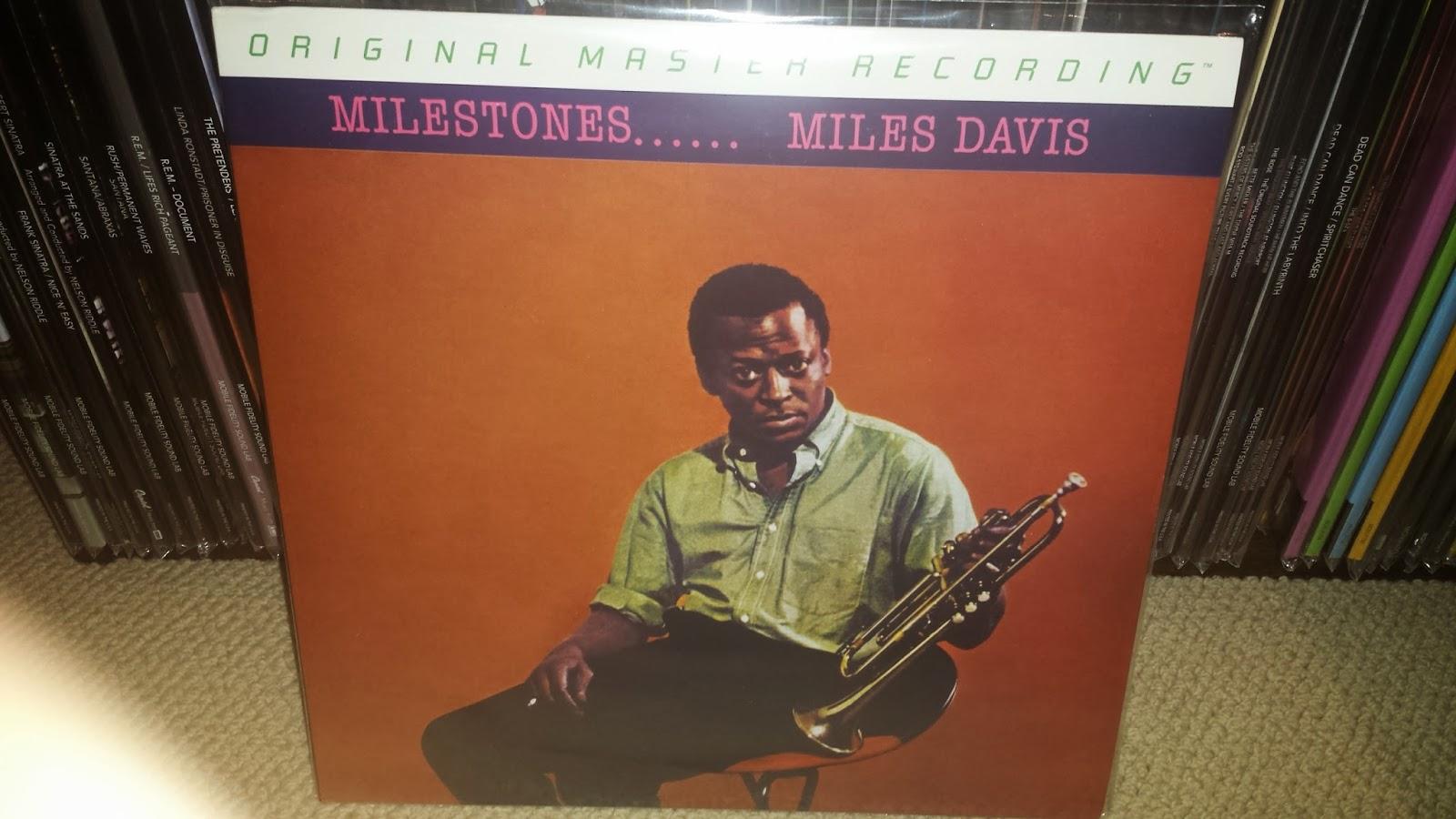 Miles Davis on Mobile Fidelity - Three To Review - Round