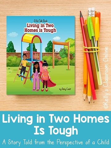 Abby Cadet wrote and published her first book and became a kidpreneur when she was 9. Read about Abby Cadet and her book Living in Two Homes Is Tough.