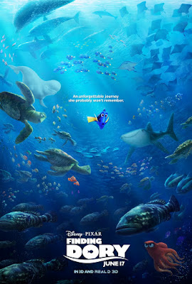 Finding Dory Official Movie Poster