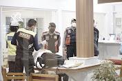 Ada Operasi Yustisi, Polisi Swab Random Pengunjung Cafe Di Purwokerto
