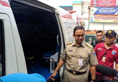 Anies: Bestari Mau Pensiun, Biarlah Jakarta Diurus Pemprov-DPRD DKI