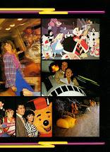Disney Avenue Disneyland' Grad Nite 84'