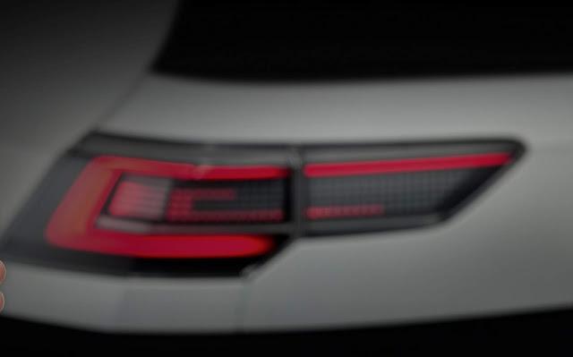 Novo VW Golf Mk8