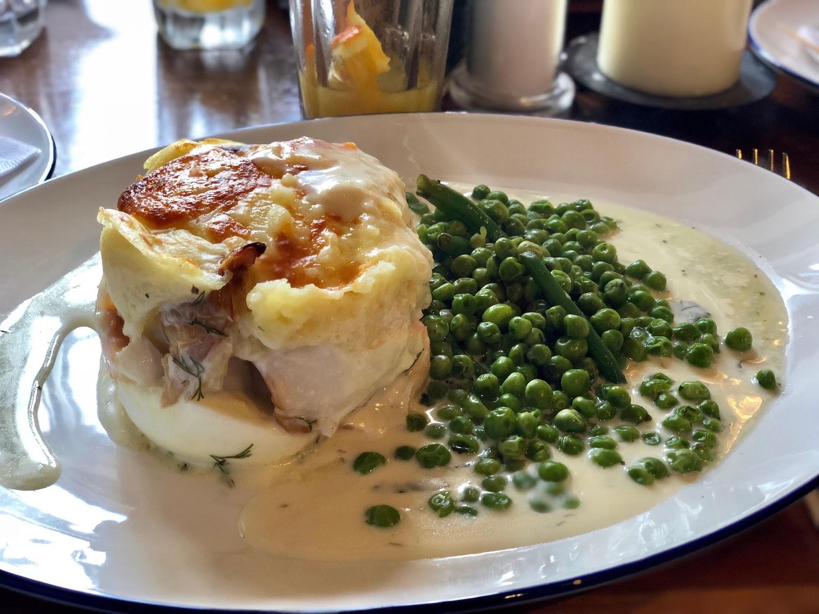 Restaurant: The Dysart Arms - Bunbury, Cheshire - Food & Baker