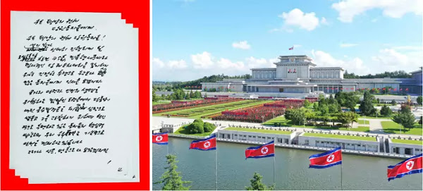 [KCNA Album] Triumphal return from fierce campaign