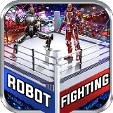 Game Android Real Robot Ring Fighting Download