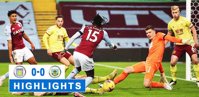 Aston Villa vs Burnley – Highlights