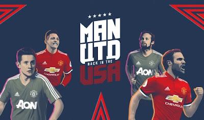 Pramusim Manchester United 2018/2019