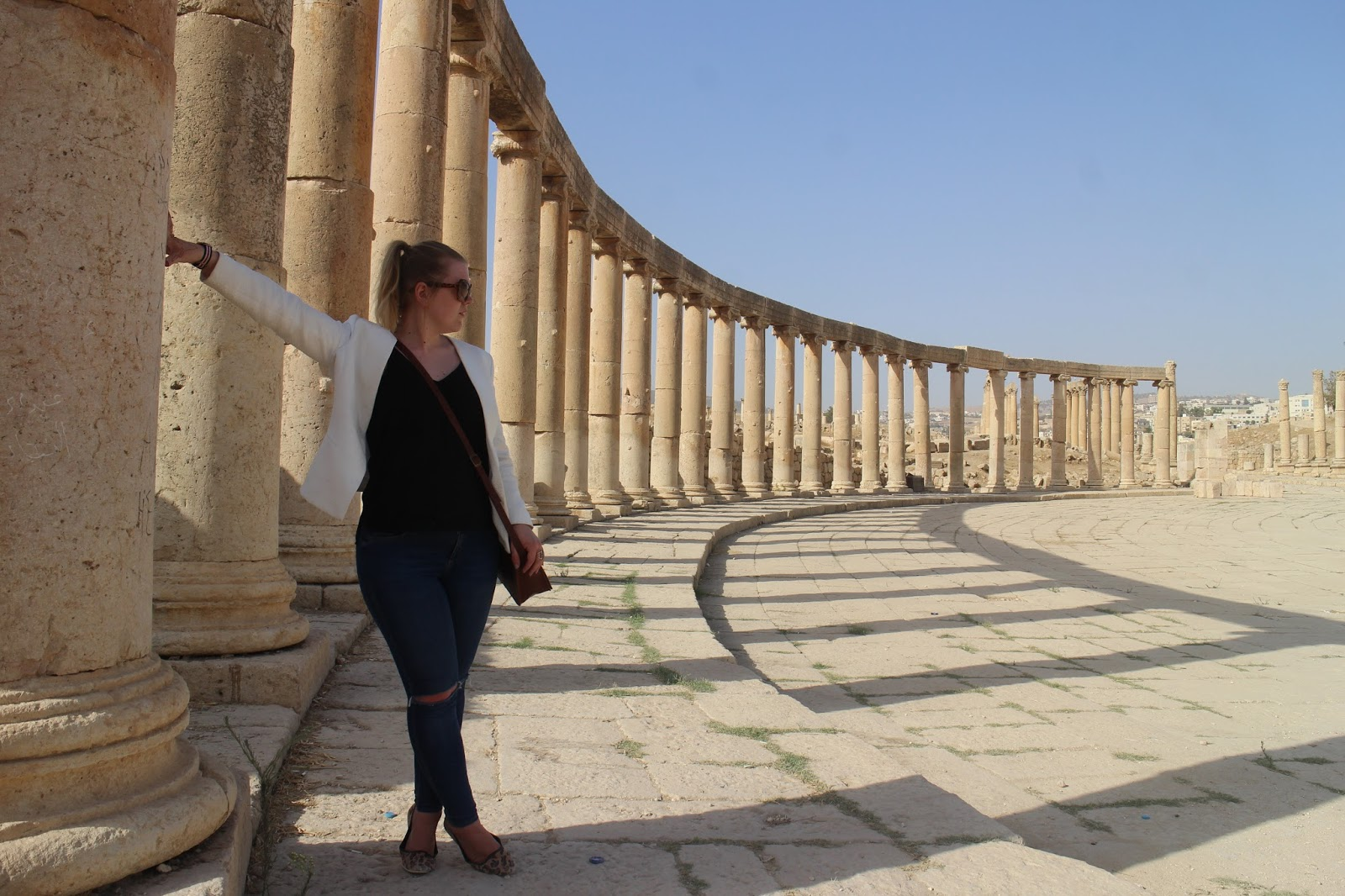 Ancient Ruins | Jerash