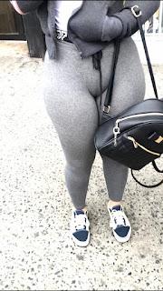 Mujeres sabrosas ropa entallada lugares publicos
