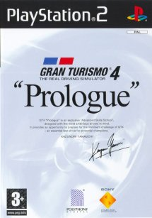 Gran Turismo 4 Prologue PS2 ISO